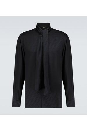 Dolce & Gabbana Mænd Langærmede - Exclusive to Mytheresa – silk shirt