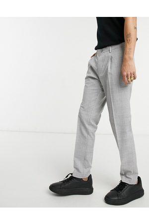 Burton Skinny-bukser med plisseringer og POW-tern