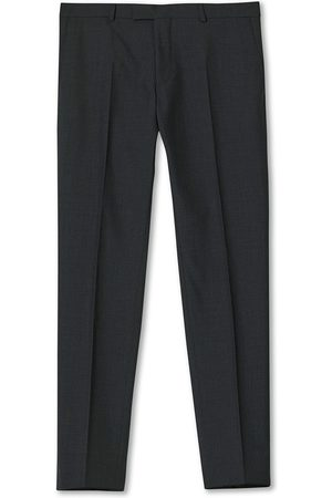 Oscar Jacobson Damien Trousers Super 120's Wool Grey