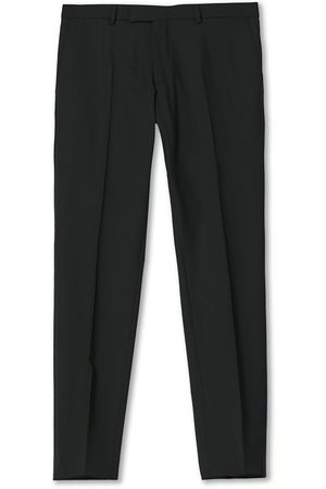 Oscar Jacobson Mænd Habitbukser - Damien Trousers Super 120's Wool Black