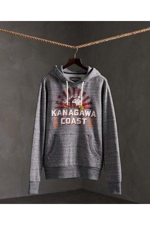 Superdry Mænd Sweatshirts - Japan Breakers hættetrøje