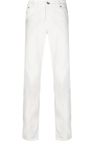 Brunello Cucinelli Stretch-cotton slim-fit jeans
