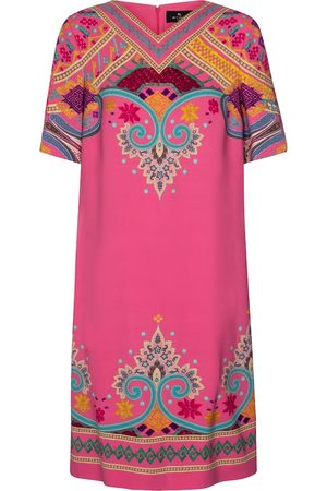 Etro Kvinder Casual kjoler - Printed jersey midi dress