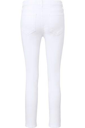 NYDJ Jeans model Alina Ankle Fra hvid