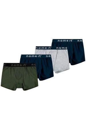 NAME IT Boxershorts - 4-pak - Noos - Forest Night