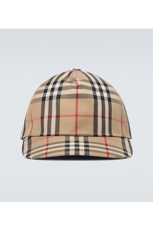 Burberry Vintage check baseball cap