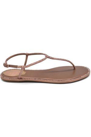 RENÉ CAOVILLA Diana sandals