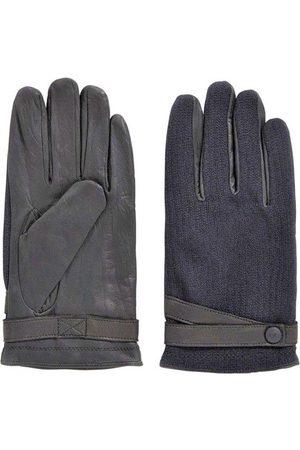 HUGO BOSS Handsker med sektioner i kontrasterende stof Gossling 50374390