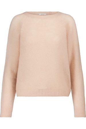 Max Mara Kvinder Strik - Kiku cashmere and silk sweater