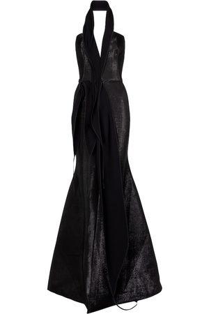 MATICEVSKI Kvinder Halterneckkjoler - Significant halterneck gown