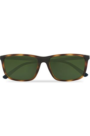 Ralph Lauren Mænd Solbriller - PH4171 Sunglasses Havana/Green