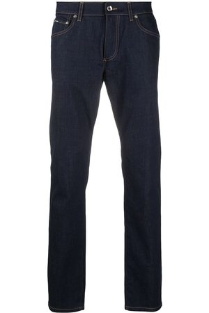 Dolce & Gabbana Jeans med slank pasform og DG-logo