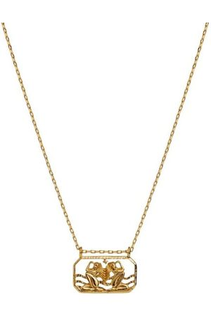 Maanesten 232555 ZODIAC GEMINI NECKLACE