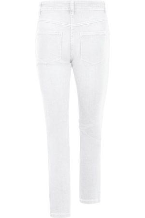 Mac Jeans Dream Chic ekstra smalle ben Fra hvid