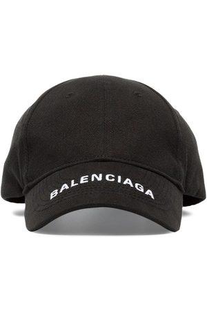 Balenciaga Kasket med logotryk