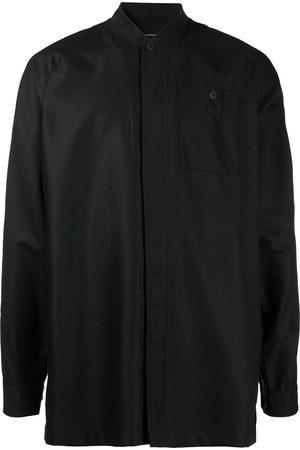 Maharishi Mænd Langærmede - MA Kurta wool shirt