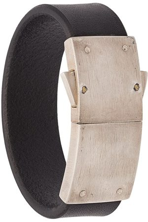 PARTS OF FOUR Armbånd - Leather band bracelet