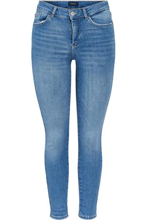 Pieces Jeans 'PCDELLY SKN MW CR LB124-BA/NOOS