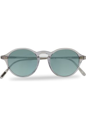 Oliver Peoples Mænd Solbriller - Maxson Sunglasses Grey/Sea Mist