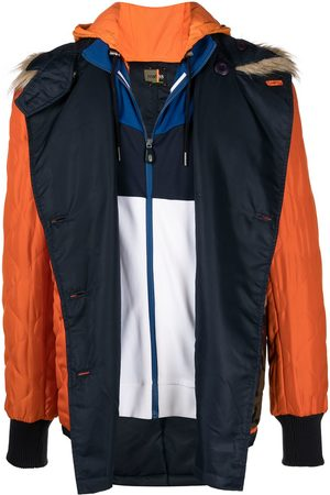 Duran Lantink Quilted lightweight jacket