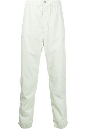 QASIMI Elastiske bukser med lynlåslomme