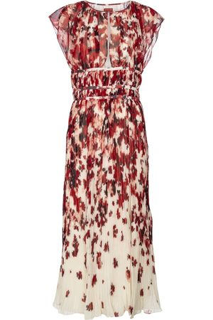 Altuzarra Angi printed midi dress