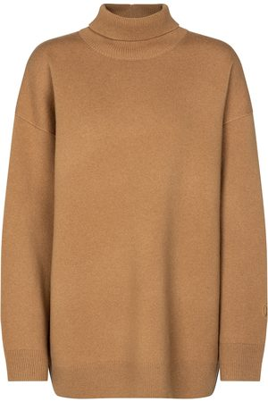 Burberry Cashmere-blend turtleneck sweater