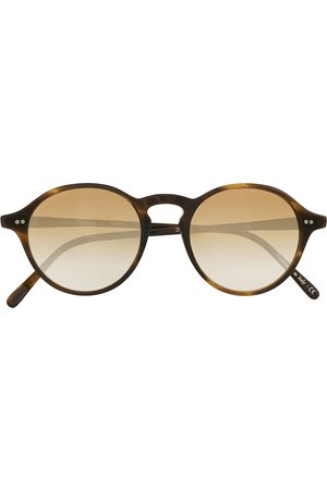 Oliver Peoples Maxson Sunglasses Bark/Honey Gradient