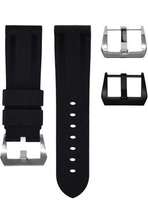 HORUS WATCH STRAPS Pin-buckle watch strap 24mm