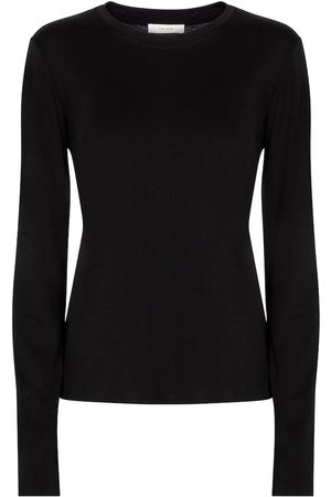 The Row Shermann cotton-jersey top