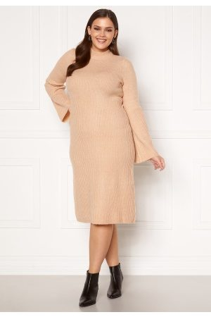 Happy Holly Winnie sweater dress melange 48/50