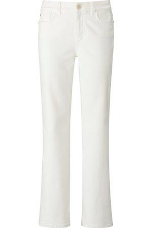 Laura Biagiotti Roma Kvinder Bootcut - Bootcut-jeans 5 lommer Fra hvid