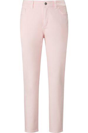 Mybc Jeans i bomuldsstretch Fra rosé