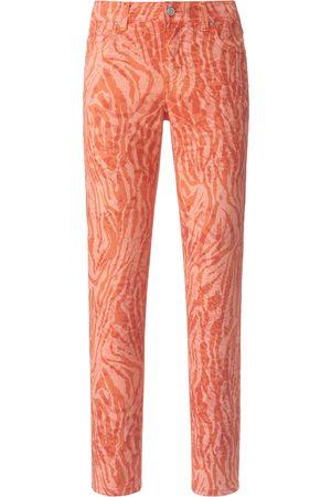 Angels Kvinder Jeans - Regular Fit-jeans model Cici Fra orange
