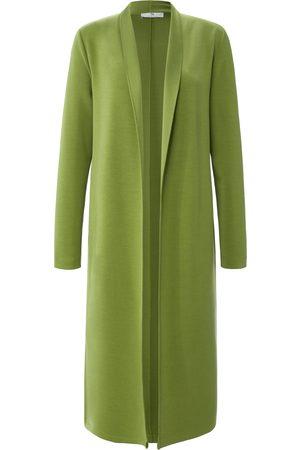 Peter Hahn Jerseyfrakke lange ærmer Fra grøn