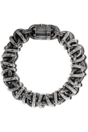 Le Gramme Armbånd - 191g vintage Entrelacs armbånd