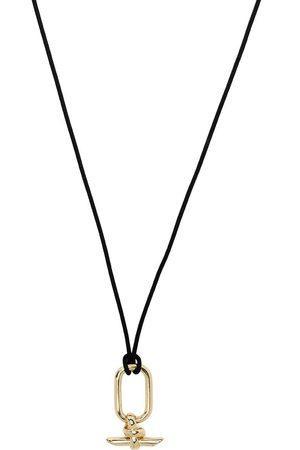 CAPSULE ELEVEN Mænd Halskæder - Cartouche halskæde med vedhæng