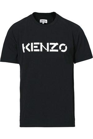 Kenzo Logo Classic Crew Neck Tee Black