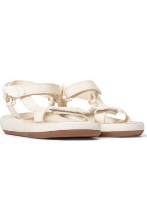 Ancient Greek Sandals Kvinder Sandaler - Poria leather trekking sandals