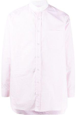 MACKINTOSH Skjorte med kinakrave og knapper
