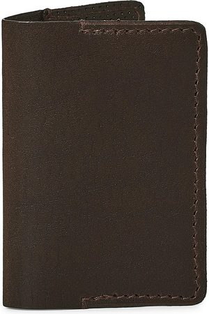 Tarnsjo Garveri Mænd Punge - TG1873 Card Holder Dark Brown