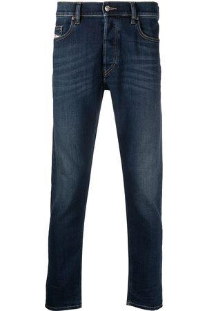Diesel Super skinny jeans med mørk vask