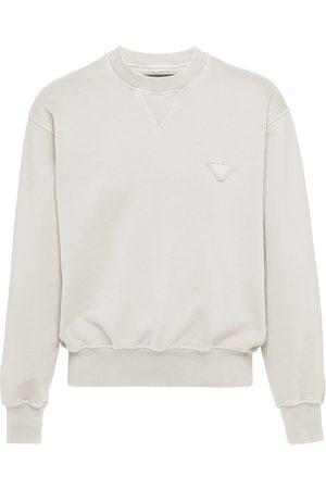 Prada Sweatshirt med mærkedetalje