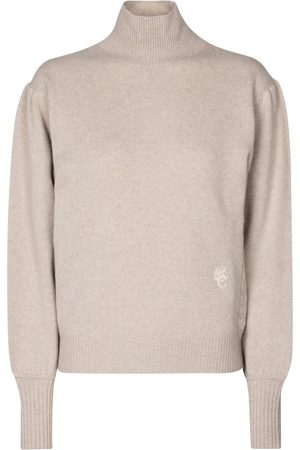 Chloé Wool-blend turtleneck sweater