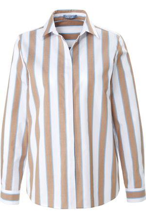 DAY.LIKE Kvinder Langærmede - Skjorte Fra hvid