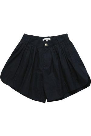 Chloé Cotton Poplin Shorts