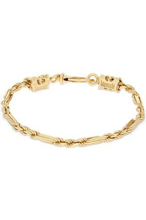 EMANUELE BICOCCHI Rope & Oval Link Chain Bracelet