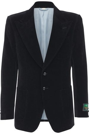 Gucci Velvet Jacket W/ Label