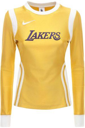 Nike Lakers Nrg Ir Nylon Blend Top