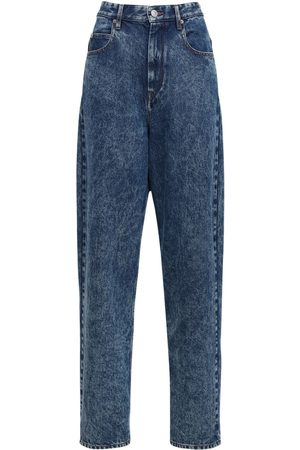 Isabel Marant Corsysr Straight Baggy Jeans